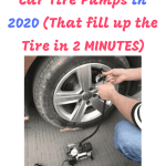 Top 10 Best Portable Air Pump for Car Tires in 2020 (Expert Review)