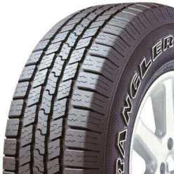 an all season truck tire design