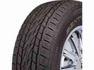 Continental CrossContact LX20 car wheel tire, best tires for road noise reduction