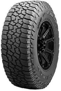 an all terrain budget tire from Falken Wildpeak, one of the best budget performance tires