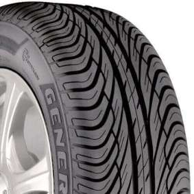 General AltiMAX RT all-season auto tire, one of the best cheap tires, best deal on tires