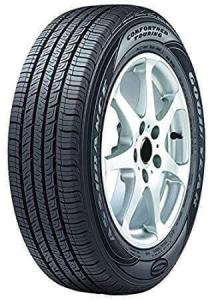 Goodyear assurance comfort tread radial tyre for touring, one of the best tires for a quiet smooth ride