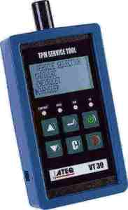 ATEQ VT30 gadget to reset, trigger and activate TPMS, one of the best universal tpms tools