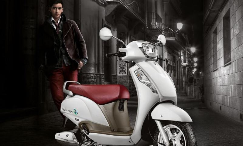 Suzuki collaborated with Jack&Jones for the launch event