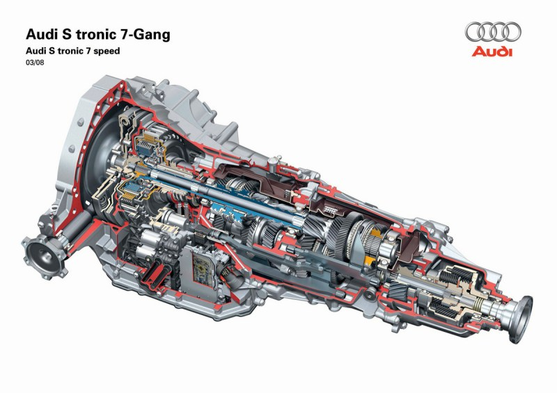 Dual-Clutch Transmission Are Quick But Complex And Difficult To Fix