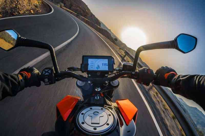 ktm-duke-390-tft-console-display