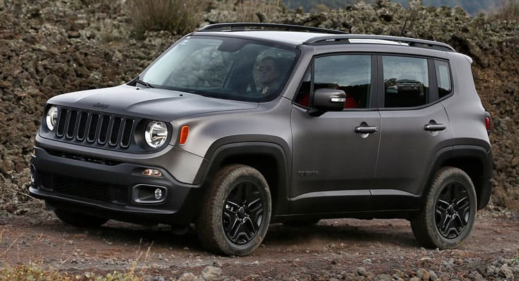 news leak jeep renegade launching in 2018. Black Bedroom Furniture Sets. Home Design Ideas
