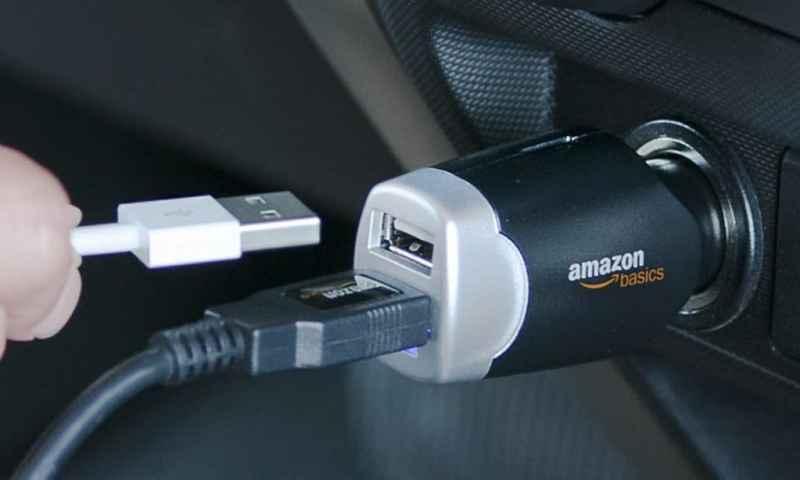 Amazon Dual USB Charger