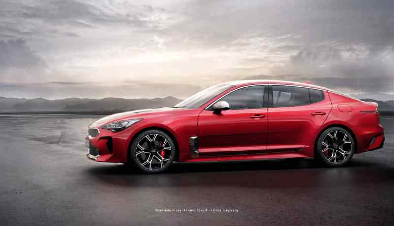 Hyundai Sports Car will Use Kia Stinger Chassis