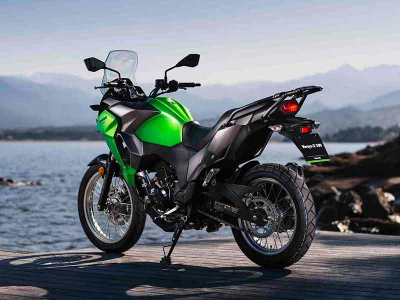 Kawasaki Versys-X 300 launched in India