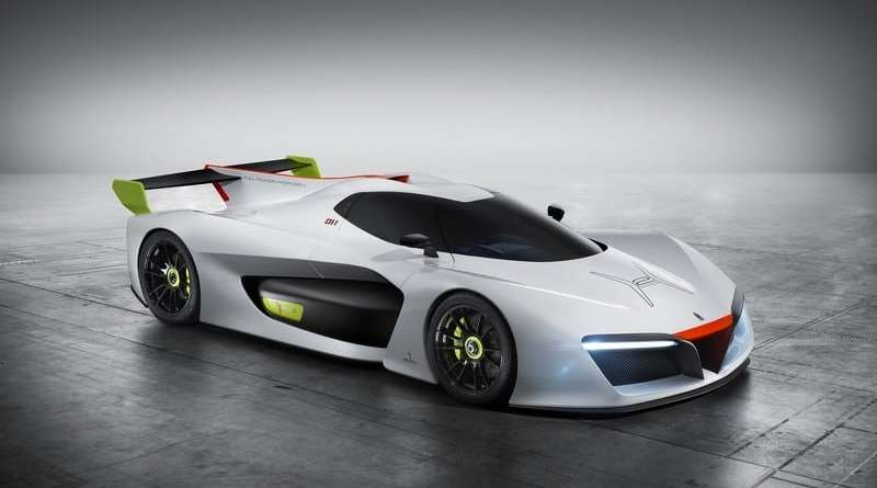 Mahindra Bringing Electric Hypercar Under the Pininfarina Brand