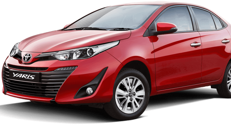 Toyota Yaris Priced at Rs 8.75 lakh