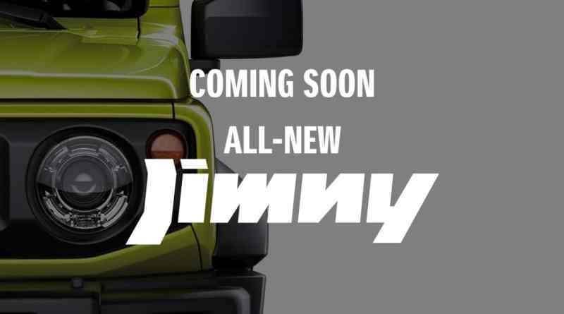 Boxy Maruti Jimny Is Out Of The Box. Coming To India?