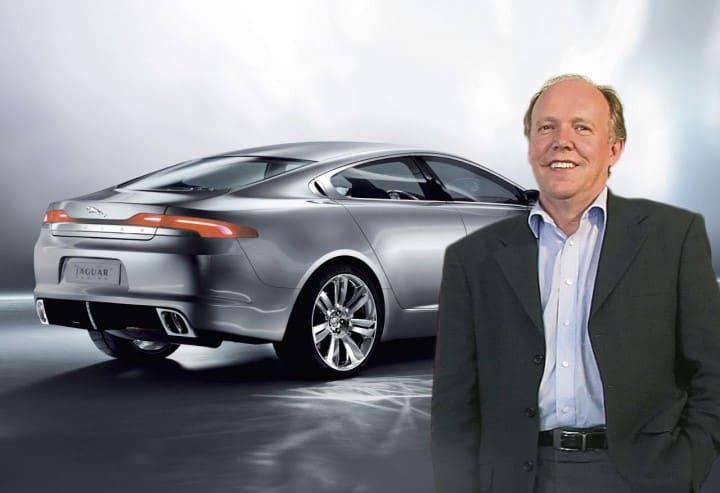 Ian-Callum-Jaguar-car designer