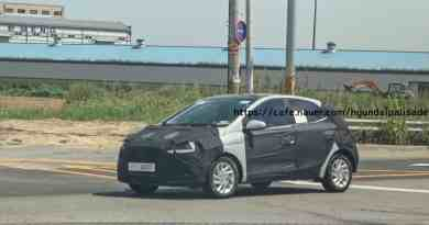 Is this the All-new 2019 Hyundai Grand i10? (Hyundai Hatchback Spied)