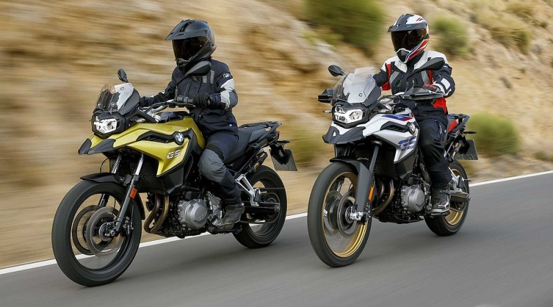BMW F 750 GS & F 850 Launched in India (Bookings Open)