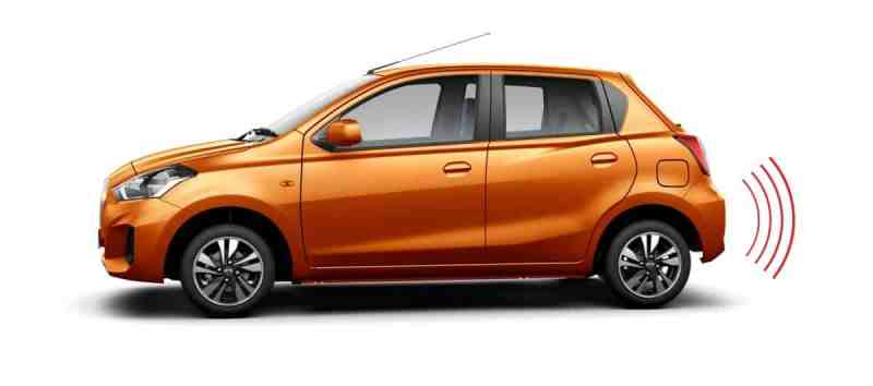new datsun go features, specifications
