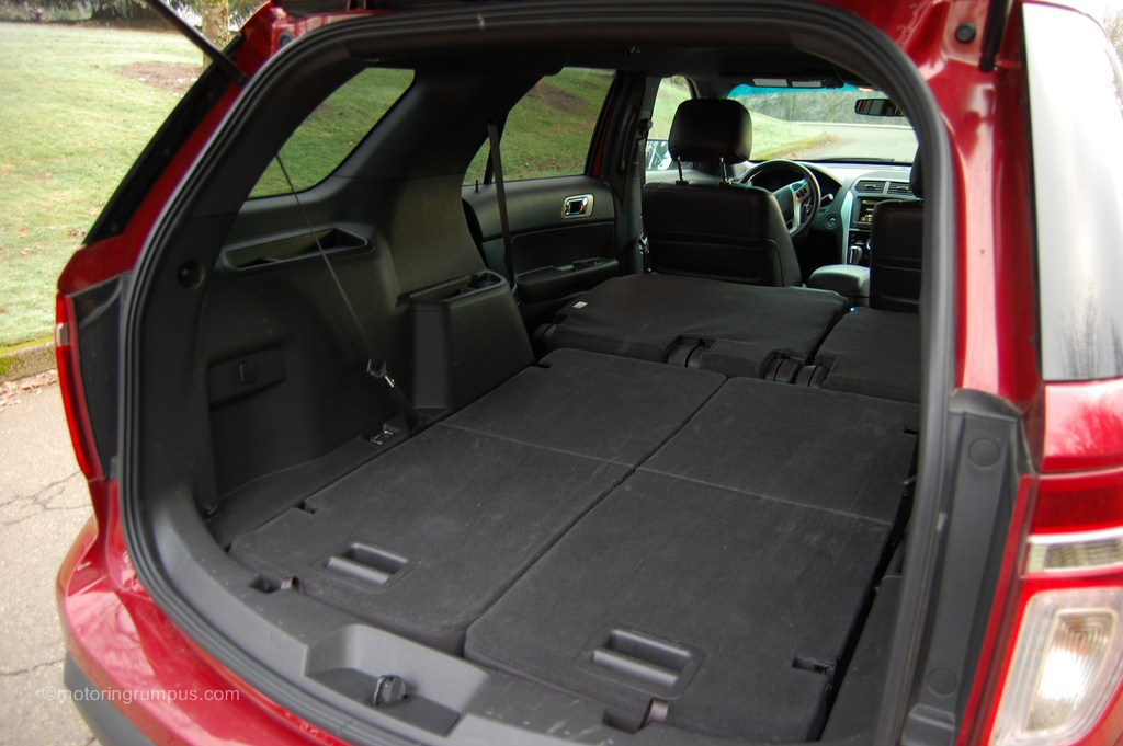 2013 Ford Explorer Review Motoring Rumpus
