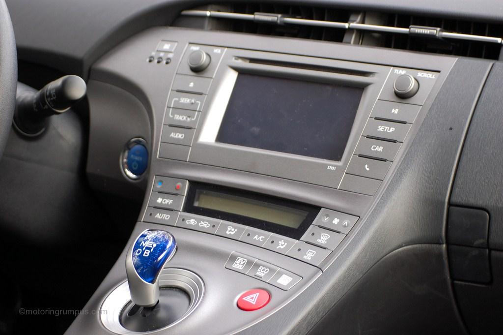 2012 Toyota Prius Review Motoring Rumpus