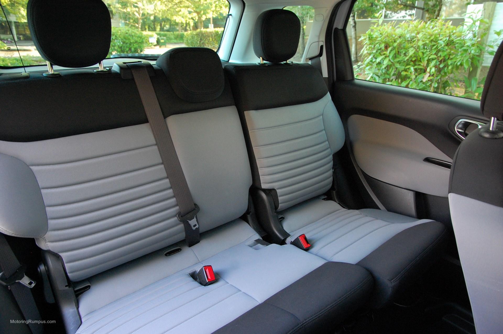 2014 Fiat 500l Review Motoring Rumpus
