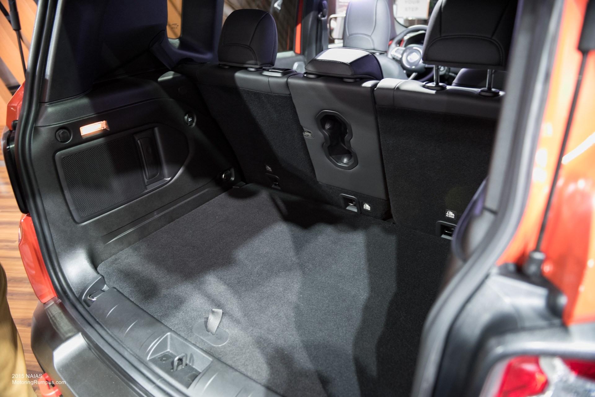 naias 2015 jeep motoring rumpus. Black Bedroom Furniture Sets. Home Design Ideas