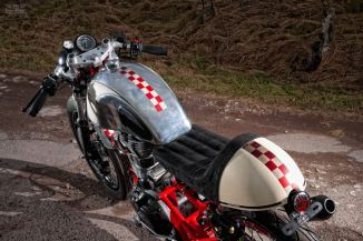 Royal Enfield cafe racer T-Factor Bikes 5