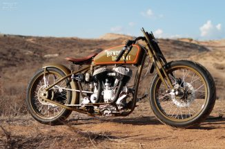 HD Board Track Racer Kiwi Indian Motorcycle Company