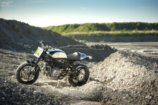Ducati Monster Tracker
