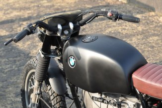 Custom BMW 1978 R80-7 by Left Hand Cycles 7