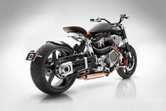 X132 Hellcat Speedster by Confederate Motorcycles 5