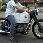 Test Ride Bmw R51 3 Cafe Racer Motorklassikku