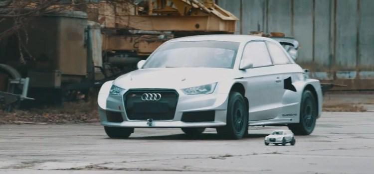 YouTube Audi