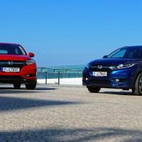 Novo Honda HR-V já disponível em Portugal, a partir de 23.000 euros