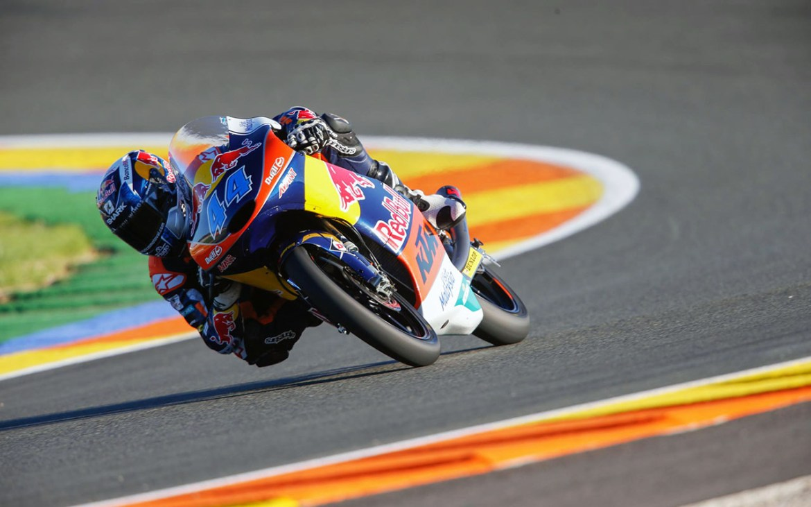 Miguel Oliveira Race