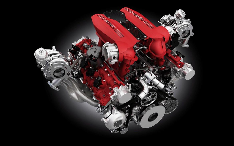 Ferrari Motor do Ano