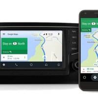 Android Auto já funciona sem precisar de um sistema de infoentretenimento