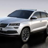 Skoda revela novo SUV Karoq