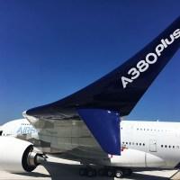 Airbus apresenta novo A380 Plus, com 80 lugares adicionais
