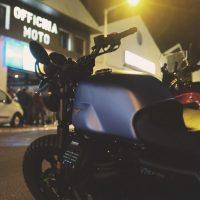 Officina Moto inaugura espaço Riders Social Club