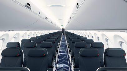 A220-300 Air France cabin 4
