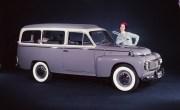 Volvo PV445 Duett 1958