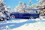 Volvo PV445 Duett 1957