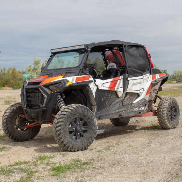Polaris RZR Window Nets