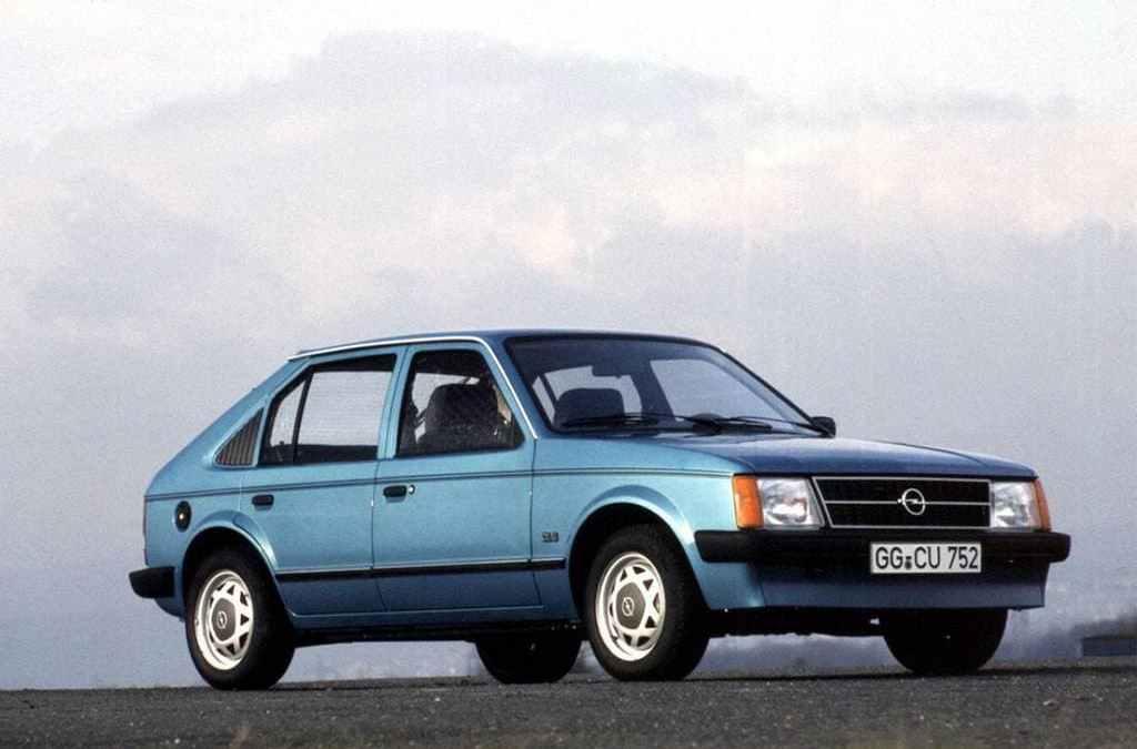 "Rewolusionêre Opel Kadett ""D"" is veertig"