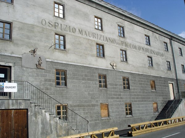Hospiz auf dem Kleinen St Bernhard