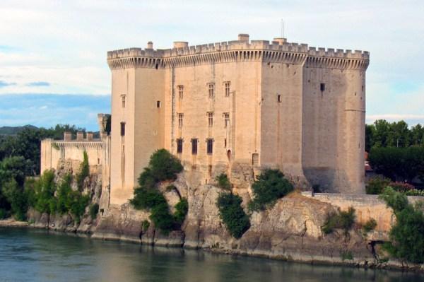 Château Tarascon in Südfrankreich