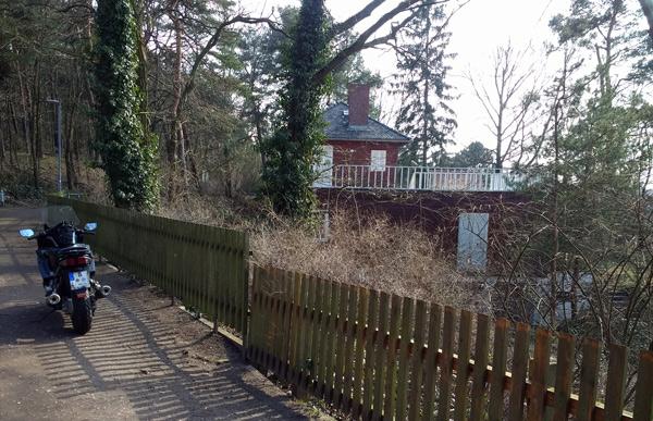 Sommerhaus Albert Einsteins in Caputh am Schwielowsee