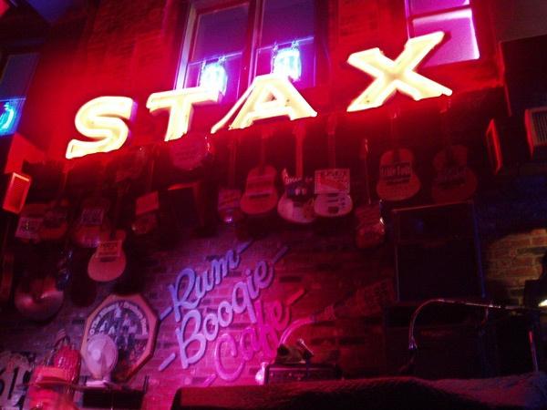 Rum Boogie Cafe in Memphis, TN