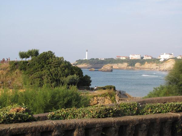 Überschätzte Reiseziele für Motorradtouren: Biarritz