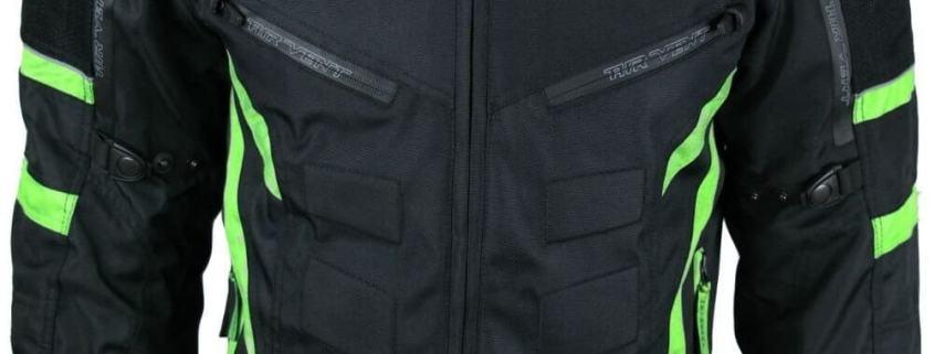 Motorradjacke Textil für Männer